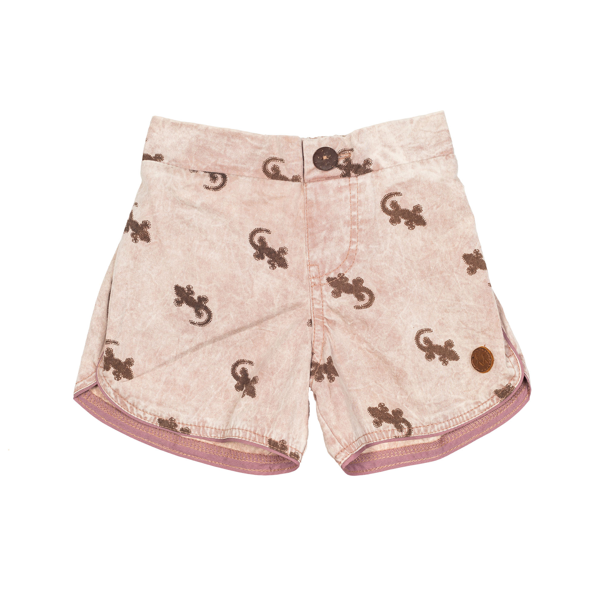 Children of the Tribe Tawny Gecko Boys Shorts ** Pre Sale