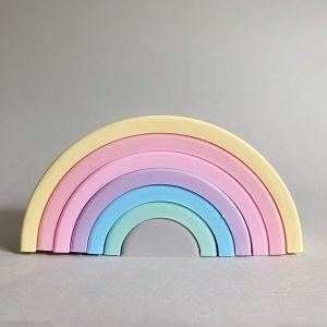 Milk Addict Silicone Rainbow Stackers