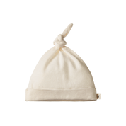 Nature Baby Knotted Beanie Cotton