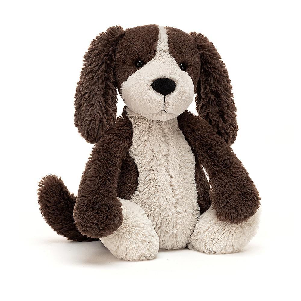 JellyCat Bashful Fudge Puppy Medium