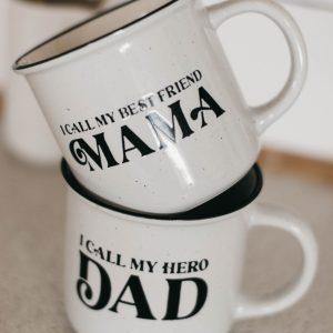 Bencer and Hazelnut Mug (mamas my best friend)