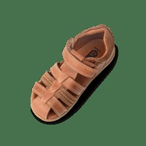 Bobux i-walk Roam Closed Sandal (caramel)