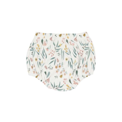 Goldie and Ace Native Print Bloomers (white)