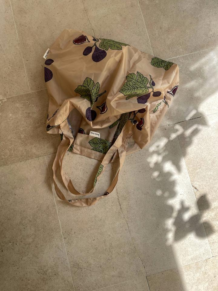 Studio Noos Grocery Bag (figs)
