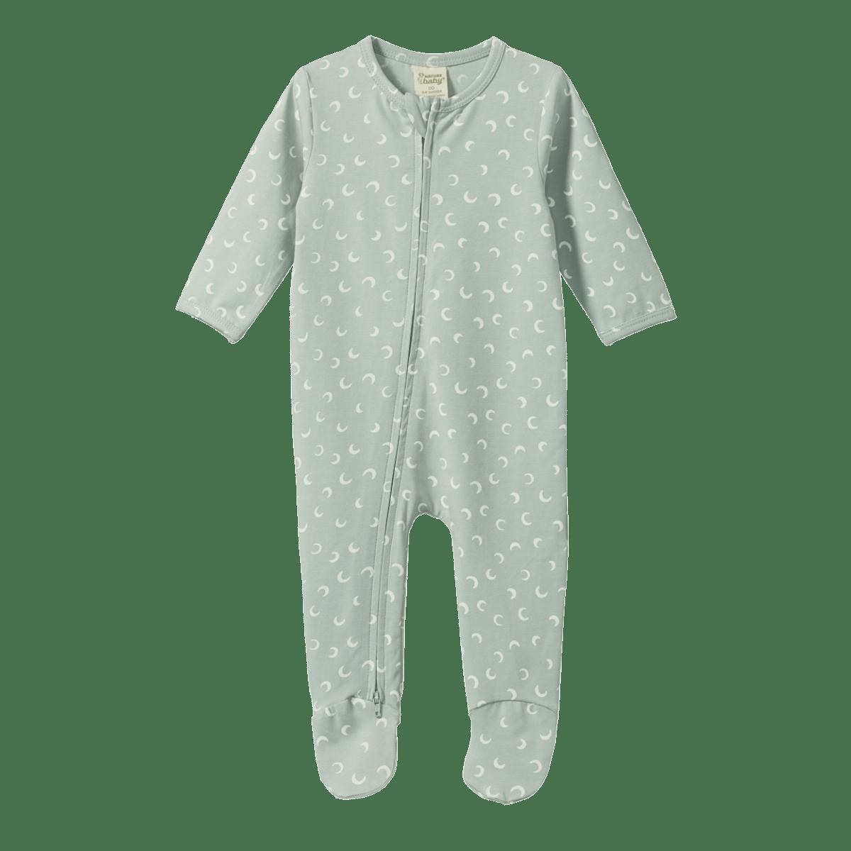 Nature Baby Dreamlands Suit (mini cresent moon mist)