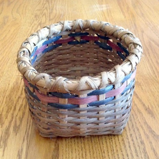 plain basket