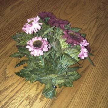 zipped flowers