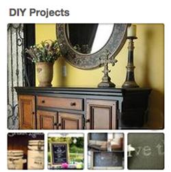 DIY Board Pinterest Button
