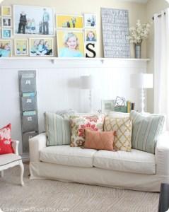 The House of Smiths livingroom redo