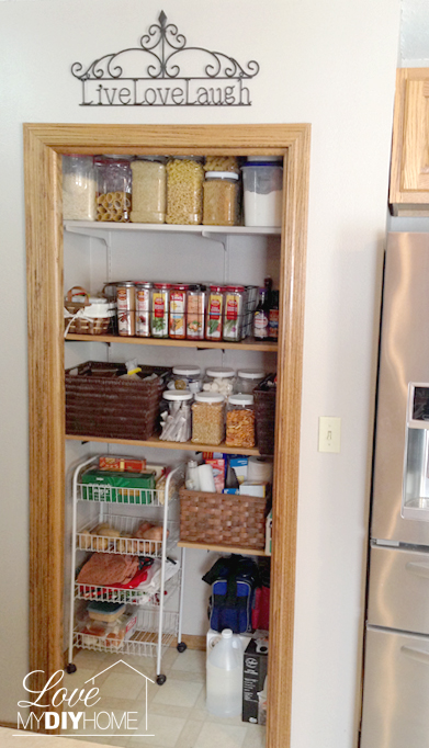 Want an organized pantry?