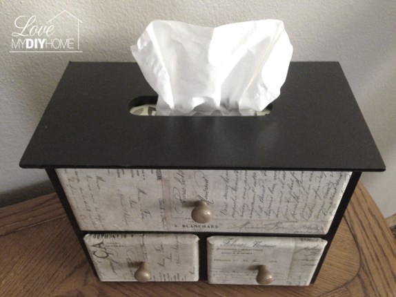 Tissue Box Re-do After Pic