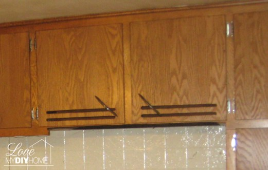 Small changes in your kitchen can be big {Love My DIY Home)