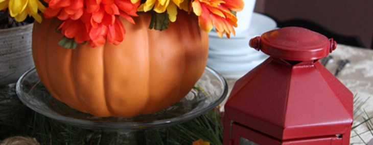 Fall Tablescape – Seven Days of Tips 4