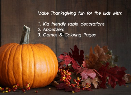 Fall Tablescape Kids Table {Love my DIY Home}