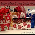 Gift Bag Tutorial {To Work With My Hands}