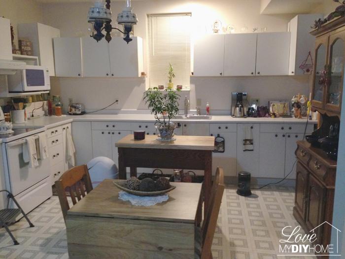 MIL Apartment Reveal {Love My DIY Home}