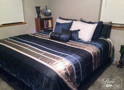 Boring or Bold Bedroom Colors? {Love My DIY Home}