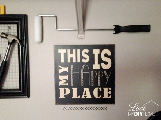 Upcycle, thrift shop, re-purpose! {Love My DIY Home}