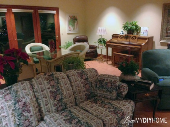 Caring for an Elderly Parent {Love My DIY Home}