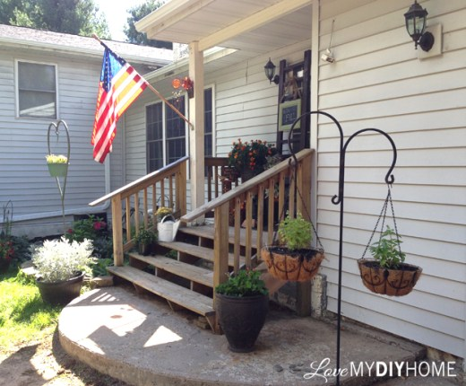 Fall Porch & Blog Hop 2015 {Love My DIY Home}