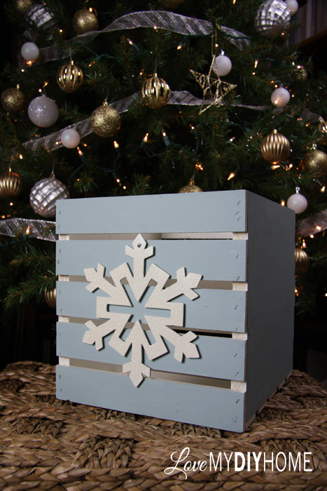 Holiday Crate x10 Challenge {Love My DIY Home}