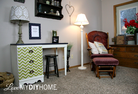 Guest Master Bedroom {Love My DIY Home}