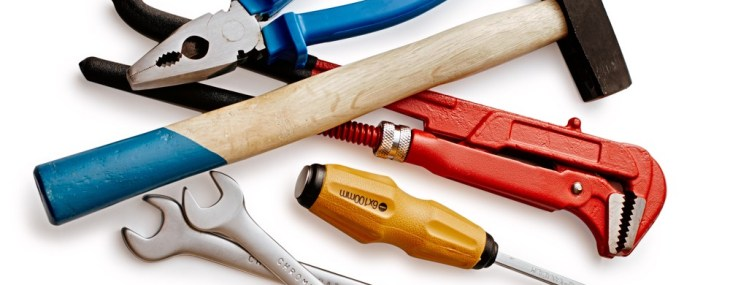 5 Must Have Tools for the DIY'er