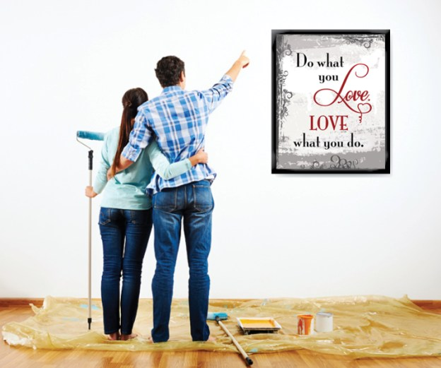Do What You Love {Love My DIY Home}