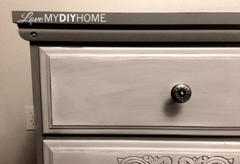 A Family Dresser Rescue {Love My DIY Home}