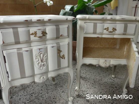 Side Table Flips by Sandra Amigo {Love my DIY Home}
