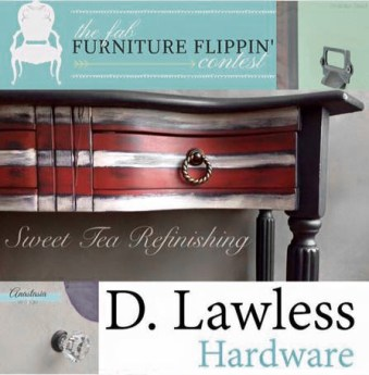 D. Lawless Hardware {Love My DIY Home}