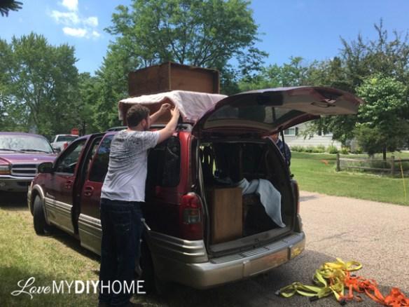 Estate Sale Bounty! {Love My DIY Home}