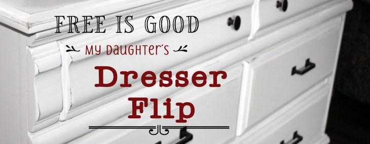FREE Dresser Gets an Upgrade – Wowzers!