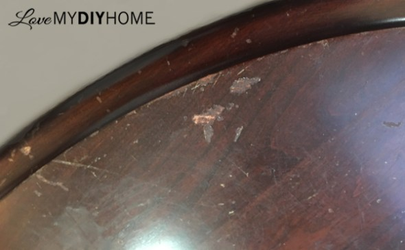 Coffee Table Update {Love My DIY Home}