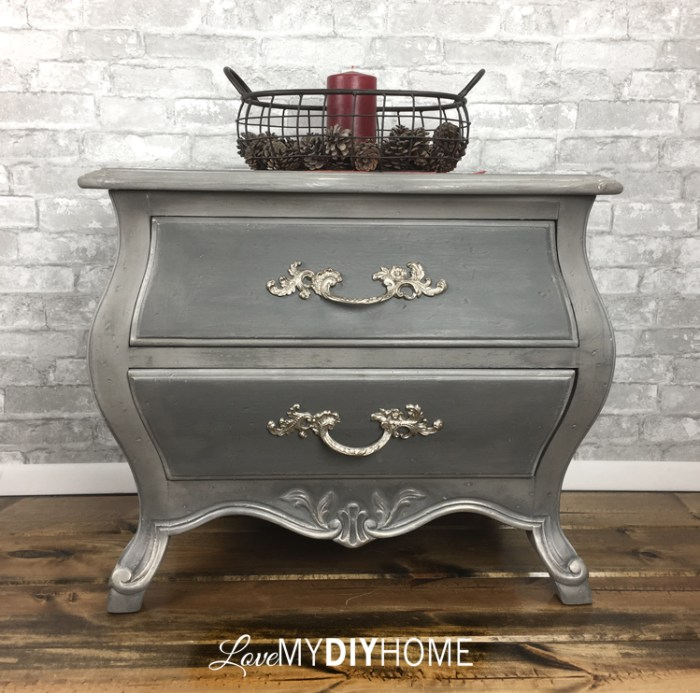 Bombe Chest Makeover {Love My DIY Home}