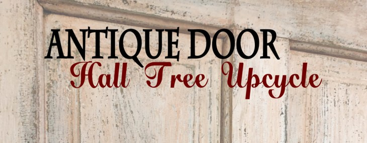 Antique Door Hall Tree Part 2 – The Seat