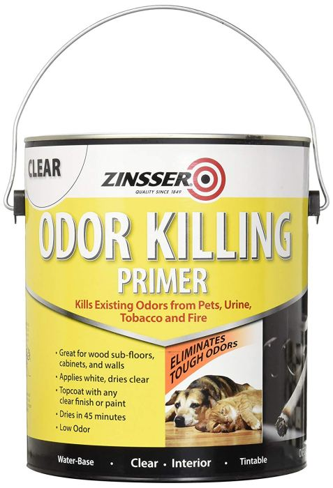 ODOR KILLING PRIMER ZINSSER