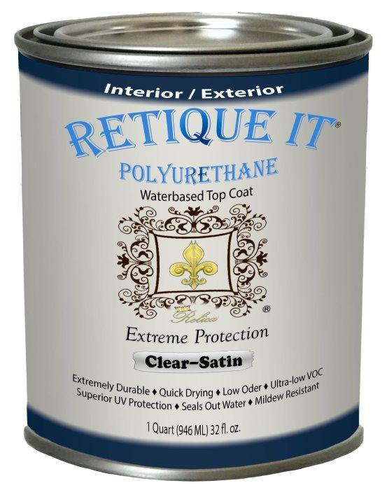 Water-based Polyurethane