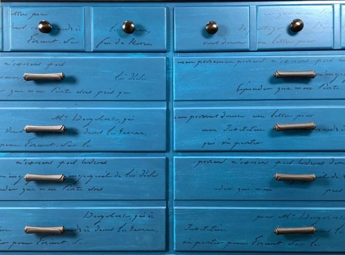 Turq Dresser front cu