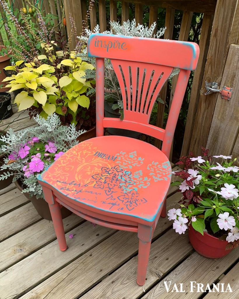 Artsy Chair FB