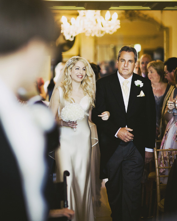 A Suzanne Neville Bride And Her 'Restoration Style