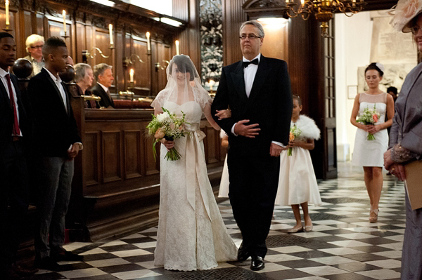 Elegant Black Tie Uk Wedding: Oxford University Wedding, Black Tie Wedding, Rachel