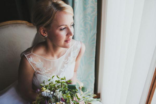 A Village Fete Inspired Wild Flower Wedding At Winters
