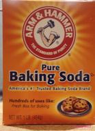 Arm&Hammer baking soda, o.a. verkrijgbaar bij Jumbo