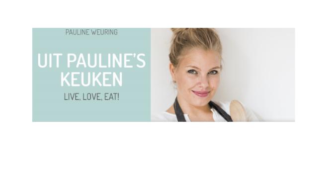 Interview: Uit Pauline's keuken