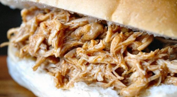 Crockpot: Pulled pork