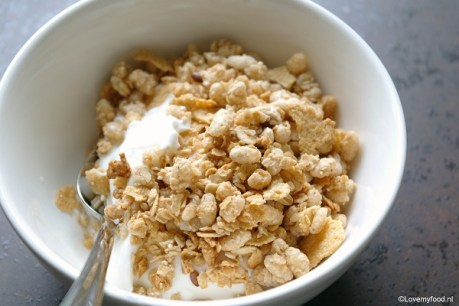 wk 16 di ontbijt