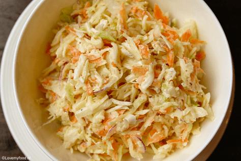 Amerikaanse coleslaw 3