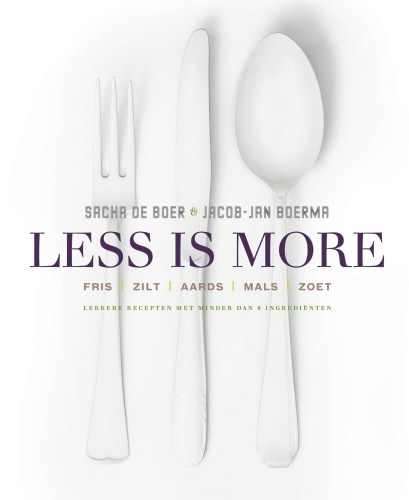 Less is more-hr