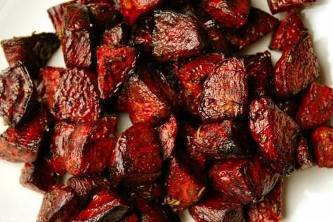 Geroosterde bietjes met balsamico 4